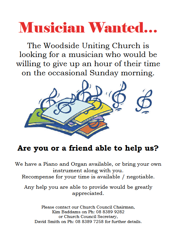 woodside-uc-musician-wanted-advert-2016-002